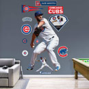 Chicago Cubs Jake Arrieta REAL.BIG. Fathead