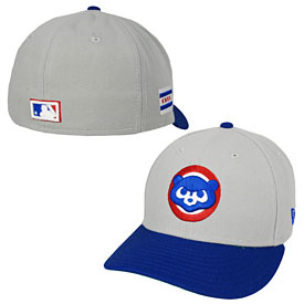 Chicago Cubs 84 Logo City Flag Low Crown 59FIFTY Fitted Cap