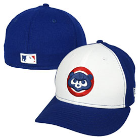 Chicago Cubs 84 Logo Two-Tone Low Crown 59FIFTY Fitted Cap