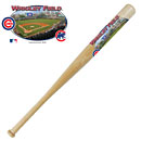 Chicago Cubs Wrigley Field Image 18in. Bat