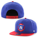 Chicago Cubs Youth Angry Bear No Shot Captain Snapback Adjustable Cap