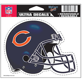 Chicago Bears 5 x 6 Ultra Decal