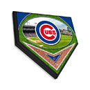 Chicago Cubs Wrigley Field Home Plate Plaque