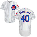 Chicago Cubs Willson Contreras Home Flexbase Authentic Collection Jersey
