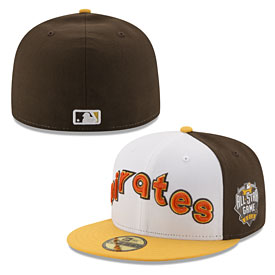 Pittsburgh Pirates 2016 Home Run Derby Authentic Collection 59FIFTY Fitted Cap with Patch