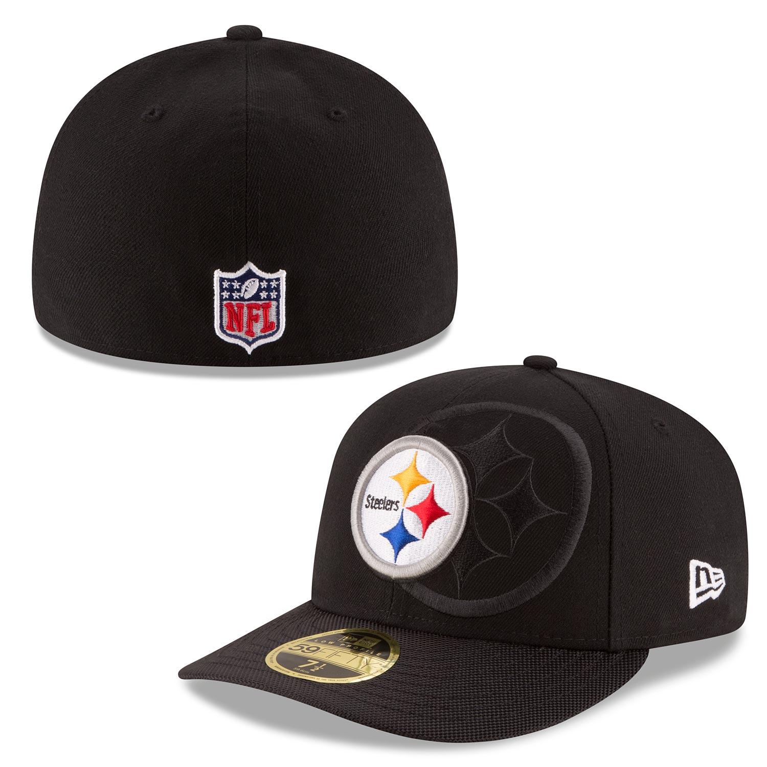 Pittsburgh Steelers 2016 Sideline Official Low Profile 59FIFTY Fitted Cap