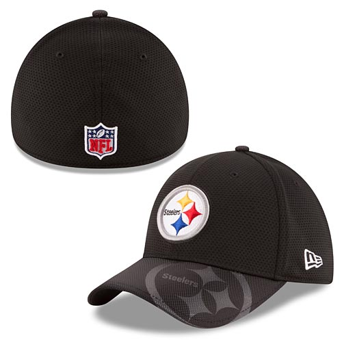 Pittsburgh Steelers Kids 2016 Sideline Flex Fit Cap. Hover to magnify  image. CLOSE  X . Zoomed Image 9de436e2e