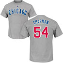 Chicago Cubs Aroldis Chapman Road Name and Number T-Shirt