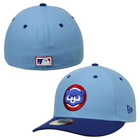 Chicago Cubs 1984 Two Tone Low Crown 59FIFTY Fitted Cap
