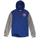 Chicago Cubs Mid-Season Lightweight Hooded Sweatshirt