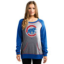 Chicago Cubs Ladies Everything French Terry Crew Sweatshirt