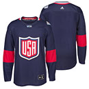 USA Hockey 2016 World Cup of Hockey Premier Jersey