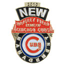 Chicago Cubs New Management Lapel Pin