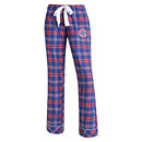 Chicago Cubs Ladies Captivate Flannel Pants