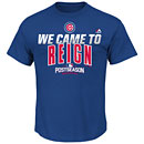 Chicago Cubs 2016 Postseason Participant T-Shirt