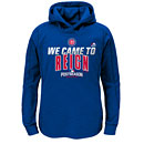 Chicago Cubs Youth 2016 Postseason Participant Hooded Sweatshirt