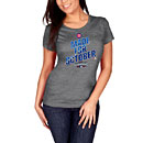 Chicago Cubs Ladies 2016 Central Division Champions Locker Room T-Shirt