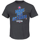 Chicago Cubs Youth 2016 Central Division Champions Locker Room T-Shirt
