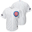 Chicago Cubs Home Cool Base Replica Jersey w/ 2016 Postseason Patch