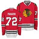Chicago Blackhawks Artemi Panarin Red Premier Jersey