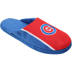 Chicago Cubs Jersey Slide Slippers