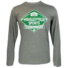 Wrigleyville Sports Dri-FIT Long Sleeve T-Shirt