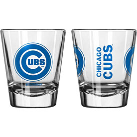 Chicago Cubs Gameday Shot Glass