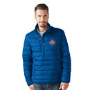 Chicago Cubs Packable Polyfill Full-Zip Jacket