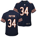 Chicago Bears Walter Payton Youth Replica Jersey