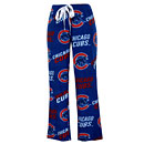 Chicago Cubs Ladies Wild Card Fleece Sleep Pants