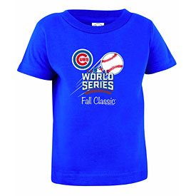 Chicago Cubs Infant 2016 World Series T-Shirt
