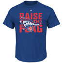 Chicago Cubs 2016 NL Champs Big & Tall Locker Room T-Shirt