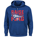 Chicago Cubs 2016 NL Champs Big & Tall Locker Room Hooded Sweatshirt