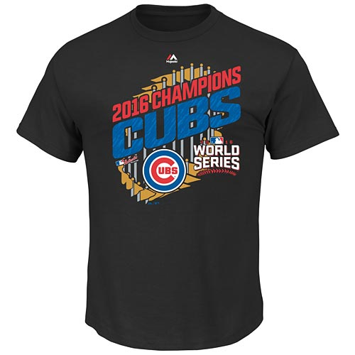 huge selection of 036e0 13897 Chicago Cubs 2016 World Series Champions Parade T-Shirt