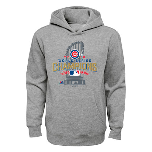 Chicago Cubs Youth 2016 World Series Champions Locker Room ... 7b14286ebe3