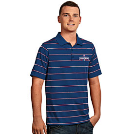 Chicago Cubs 2016 World Series Champions Deluxe Polo