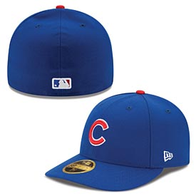 Chicago Cubs Low Profile AC Performance 59FIFTY Fitted Cap