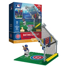 Chicago Cubs Oyo Batting Cage Set