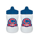 Chicago Cubs 2 Pack of Sippy Cups