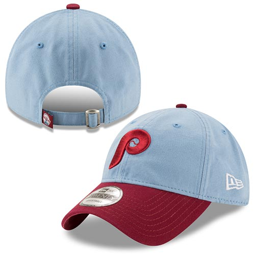 Philadelphia Phillies Core Classic Cooperstown Two-Tone Adjustable Cap 3a8d596a9537