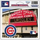 Chicago Cubs Wrigley Field Ultra Decal