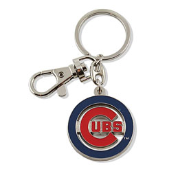 Chicago Cubs Heavyweight Keychain