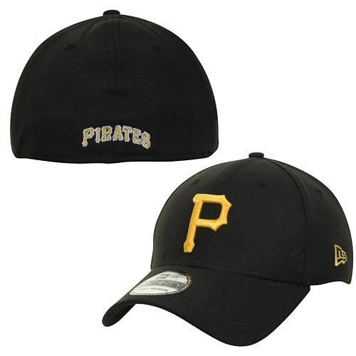 Pittsburgh Pirates Kids Team Classic 39THIRTY Flex Fit Cap a98811f74475