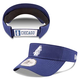 Chicago Cubs 1914 Dugout Redux Adjustable Visor
