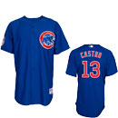 Chicago Cubs Starlin Castro Authentic Alternate Jersey