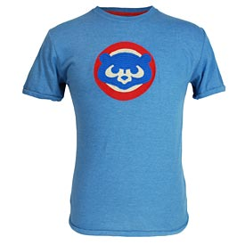 Chicago Cubs Hillwood 1984 Chain Stitched Logo T-Shirt