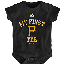 Pittsburgh Pirates Infant My First Tee Creeper