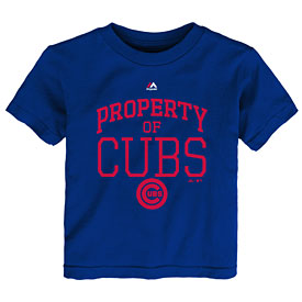 Chicago Cubs Infant Team Property of T-Shirt