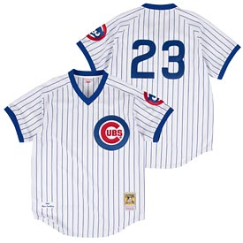 Chicago Cubs Ryne Sandberg 1987 Home Jersey