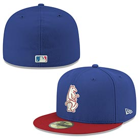 Chicago Cubs 1914 Two-Tone 59FIFTY Fitted Cap